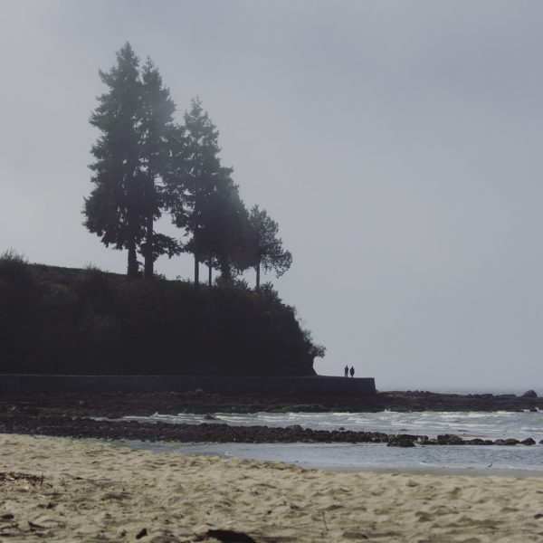 On Third Beach (Seawall)