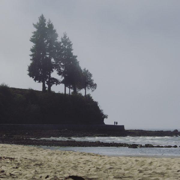 On Third Beach (Seawall)