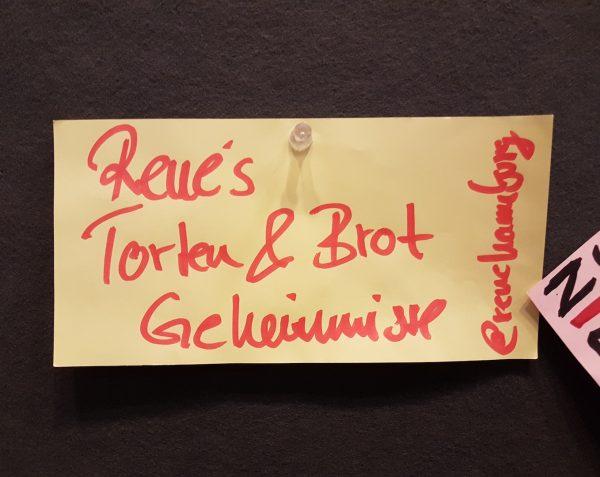 Renes Torten- & Brotgeheimnisse