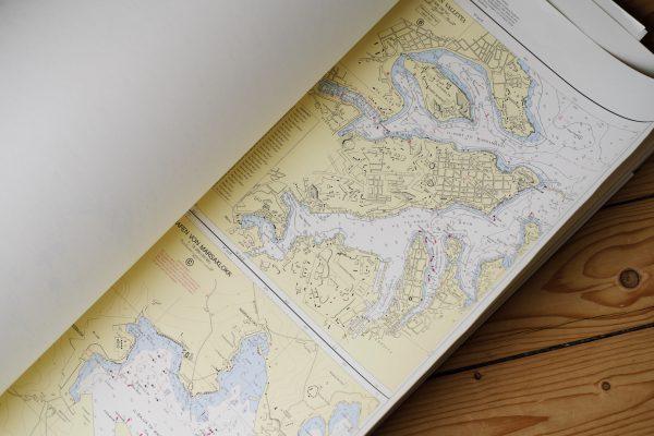 Irgendwas mit Seekarten