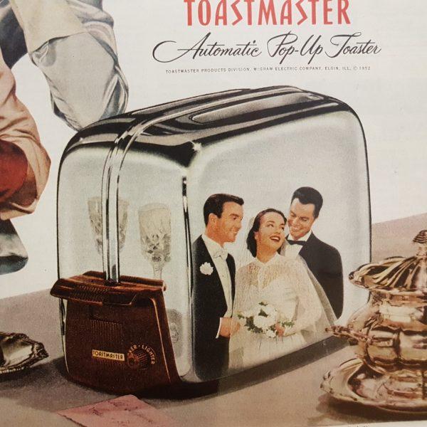 Toaster Times: Toastmaster