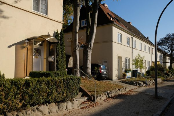 Gartenstadt: Die Steenkampsiedlung